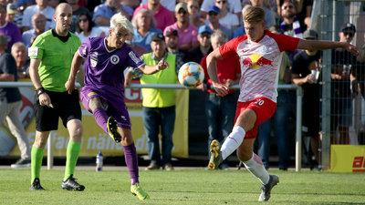 Austria Klagenfurt vs FC Liefering