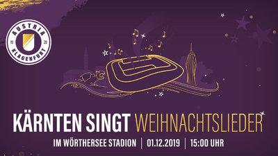 Kärnten singt Weihnachtslieder