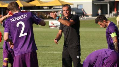 Austria-Coach Micheu will mit seinem Team hoch hinaus.