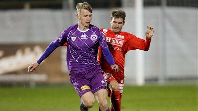 Florian Freissegger steht im Kader des U19-Nationalteams.