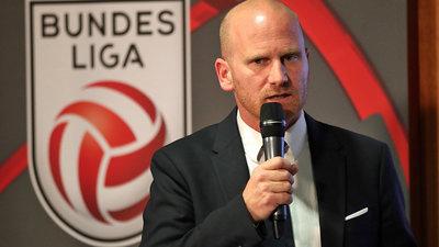 Christian Ebenbauer, Vorstandsvorsitzender der Bundesliga