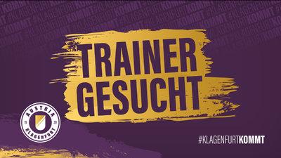 Die Austria sucht Trainer für den Nachwuchs