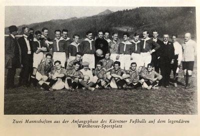 Seeplatz 1920