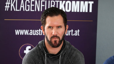 Voller Entschlossenheit: Austria-Kapitän Sandro Zakany