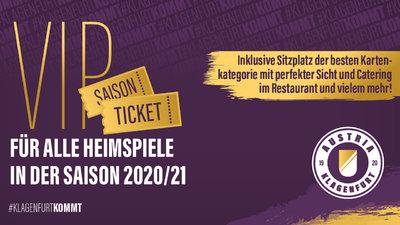 Austria Klagenfurt VIP Ticket