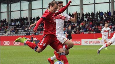Alex Timossi Andersson kommt vom FC Bayern zur Austria