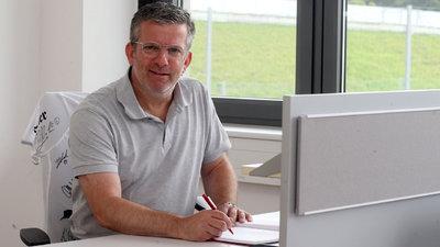 Austrias Geschäftsführer Sport Matthias Imhof