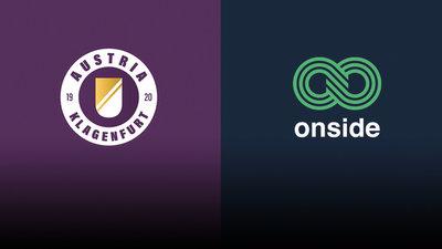 Austria Klagenfurt schließt eine Kooperation mit der Agentur Onside Sports