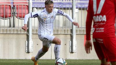 top-Talent Fabio Markelic bleibt der Austria bis 2024 erhalten.