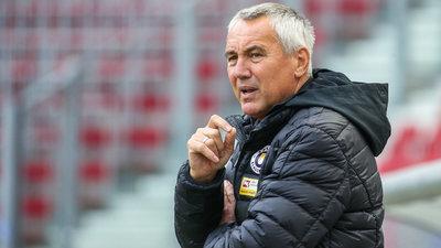 Austria-Coach Peter Pacult warnt vor dem SV Horn
