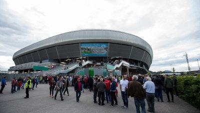 Mittwoch steigt der Relegations-Hit im Wörthersee-Stadion