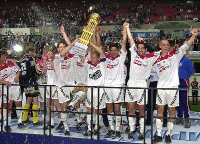 Cupfinale 2001