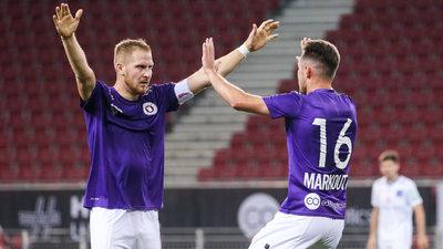 Markus Rusek und Oliver Markoutz verlassen die Austria