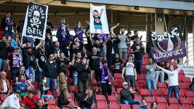 Die Austria setzt auf den Support ihrer Fans