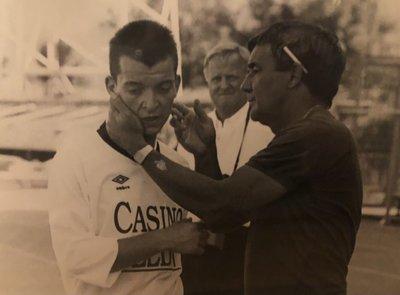 Rudi Perz und Kovacic