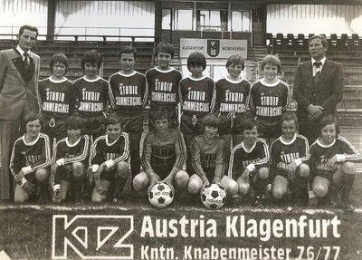 Alexander Philipp - Knabenmeister 1977
