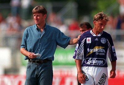 Meistertrainer Walter Knaller - Austria VSV