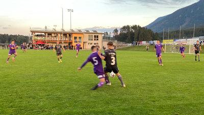 Der Austria-Nachwuchs testete gegen den 1. FC Union Berlin