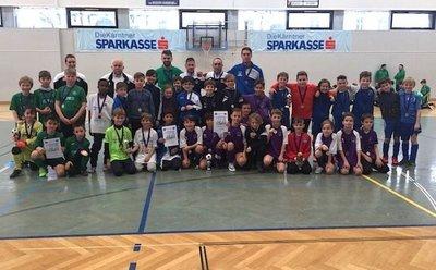 Lindwurm Cup Nachwuchs Halle