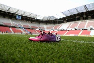 Schuhe Stadion