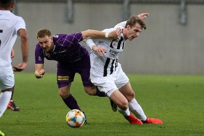 SK Austria Klagenfurt vs. FC Juniors OÖ