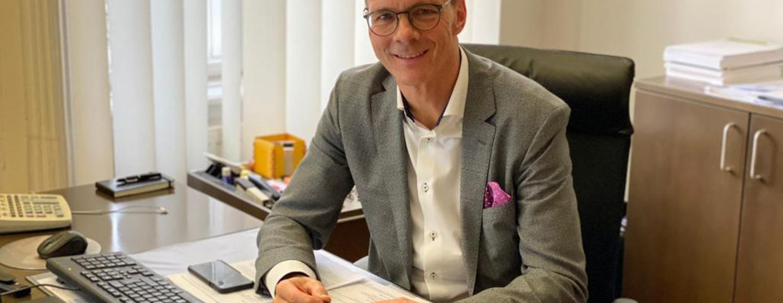 Matschek führt das neue Präsidium an