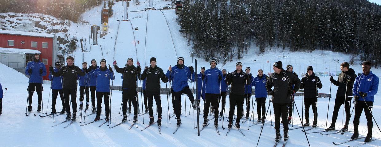 Langlauf-Spaß in der Alpen Arena