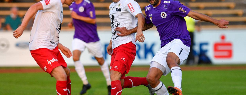 Pacult-Team empfängt FC Dornbirn