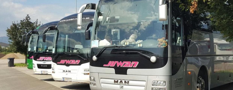 Kostenloser Bus-Shuttle vor LASK-Spiel
