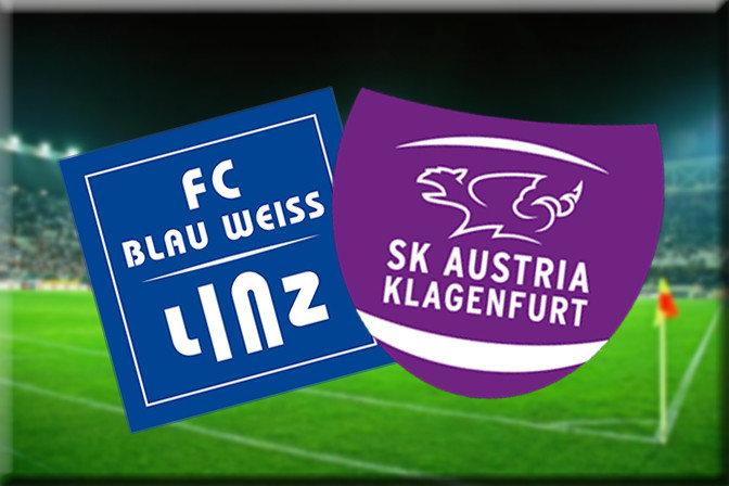 Der Vergleich Mit Blau Weiß Linz News Sk Austria Klagenfurt