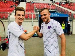 2:1 gegen slowenischen Erstligist!