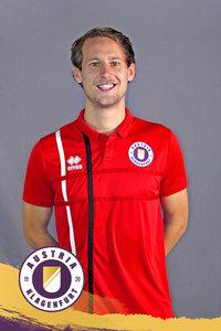 Teammanager Fabian Hafner