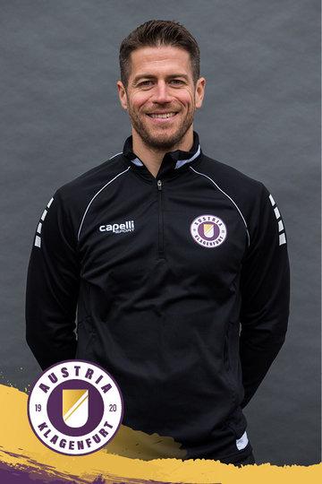 Athletiktrainer Manuel Trattnig
